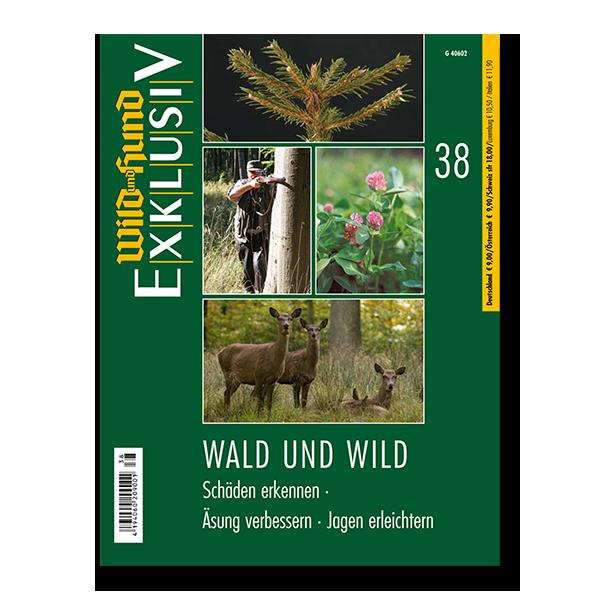 WILD UND HUND Exklusiv Nr. 38: Wald und Wild im Pareyshop
