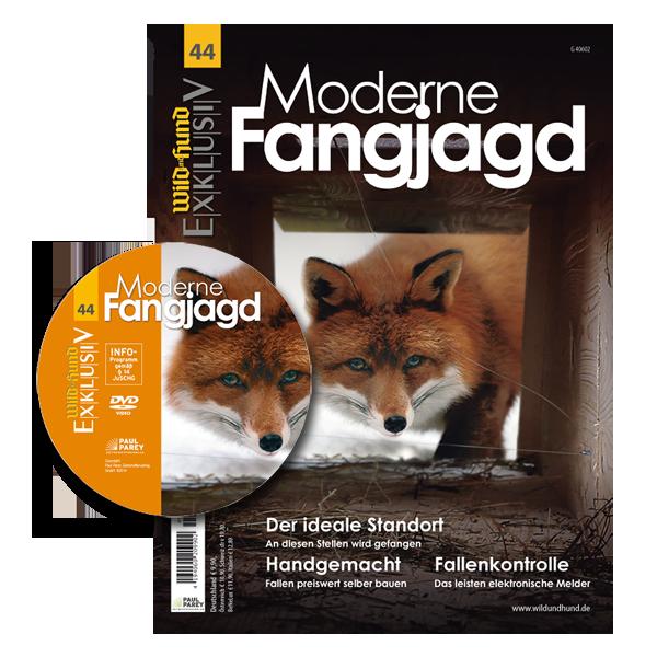 WILD UND HUND Exklusiv Nr. 44: Moderne Fangjagd inkl. DVD im Pareyshop