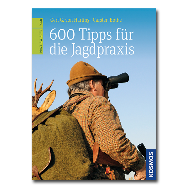 600 Tipps für die Jagdpraxis im Pareyshop