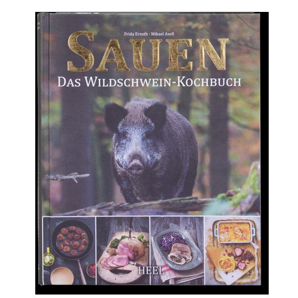 Sauen - Das Wildschwein-Kochbuch im Pareyshop