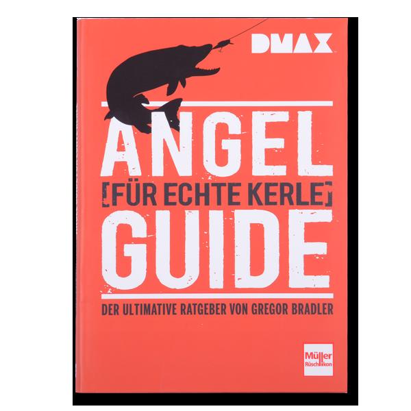 DMAX Angel-Guide für echte Kerle - Der ultimative Ratgeber von Gregor Bradler im Pareyshop