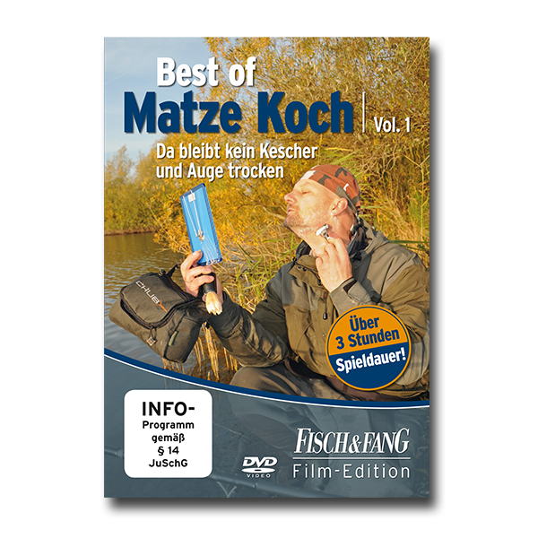 Best of Matze Koch Vol. 1 (DVD) im Pareyshop