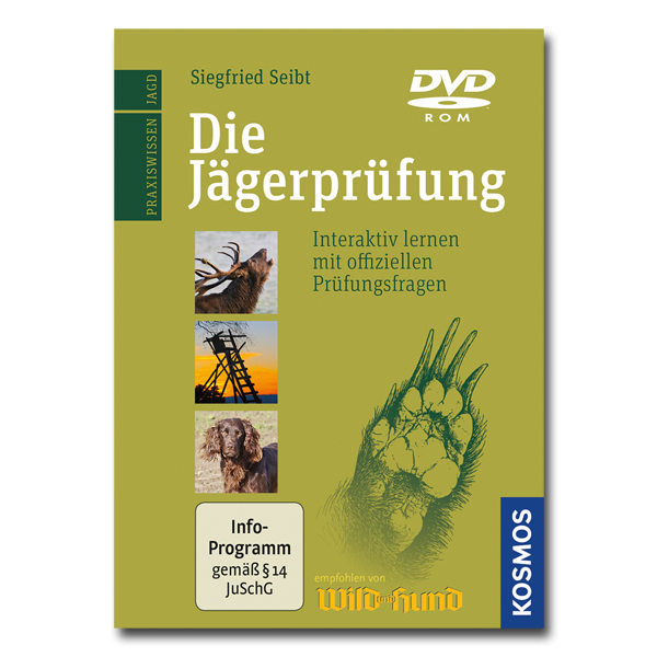 Die Jägerprüfung (DVD-Rom) im Pareyshop