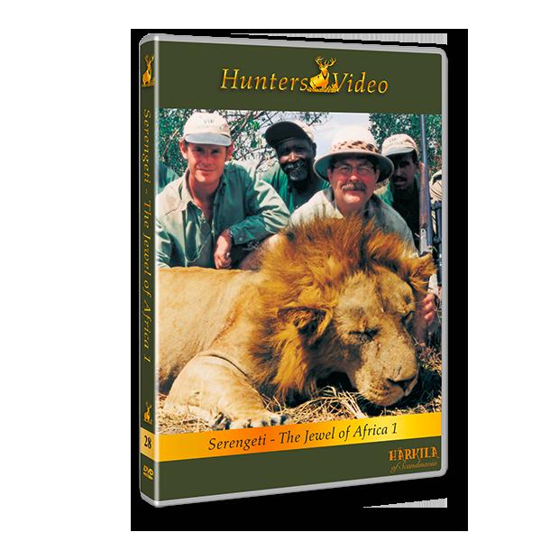 Serengeti - Jagd in Afrikas Juwel I Nr. 28 im Pareyshop