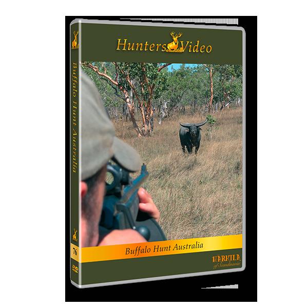 Jagd auf Australische Wasserbüffel Nr. 76 im Pareyshop