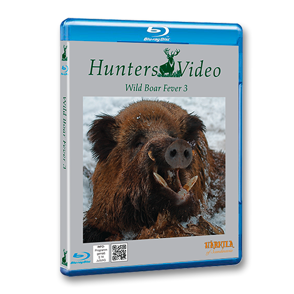 Schwarzwildfieber III Nr. 80 (Blu-ray) im Pareyshop
