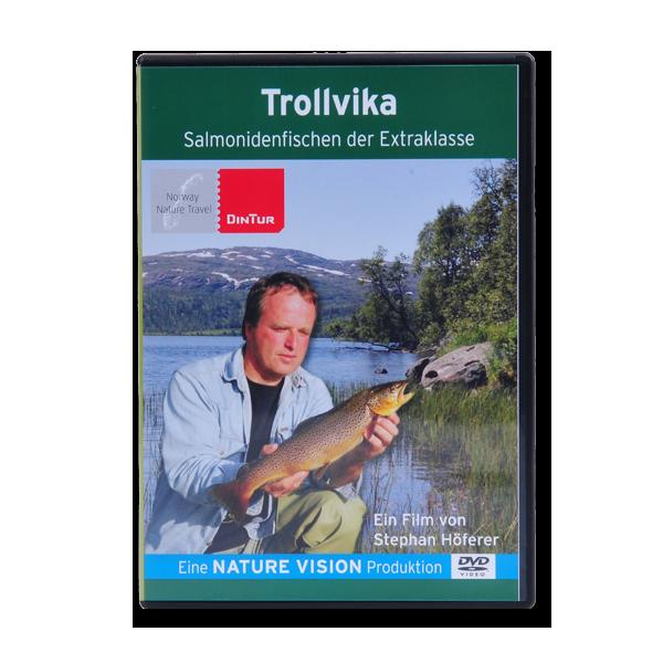Trollvika - Salmonidenfischen / Norwegen (DVD) im Pareyshop