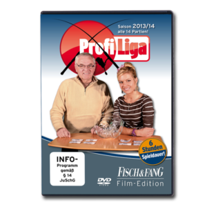 FISCH & FANG Profi-Liga Saison 2013/2014 (DVD) im Pareyshop