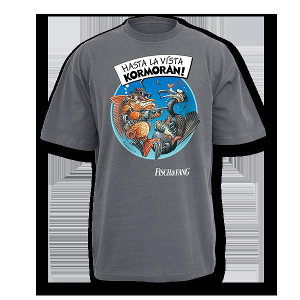 T-Shirt Damen Klavinus Kormoran im Pareyshop