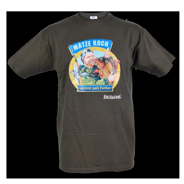 FISCH & FANG Edition: T-Shirt Matze Koch im Pareyshop