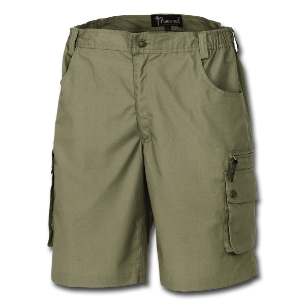 Pinewood Shorts Finnveden/Wildmark Lightkhaki im Pareyshop