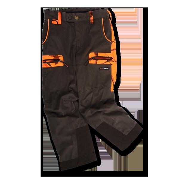 Pinewood Kinder Jagdhose Retriever Grün/AP-Blaze im Pareyshop
