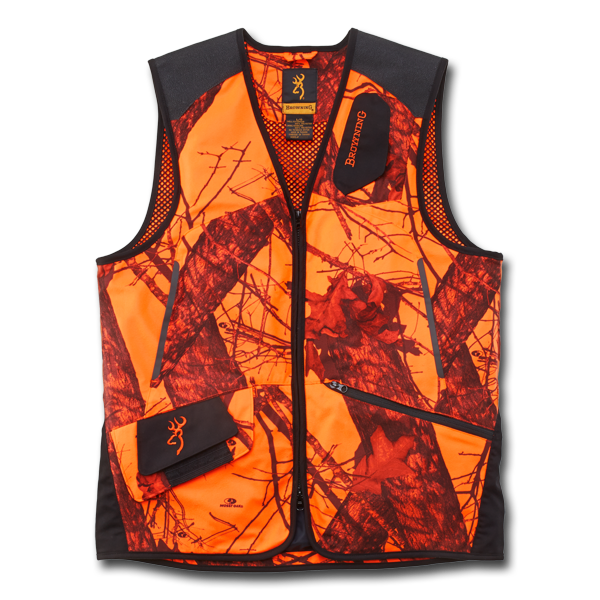 Browning XPO Light Weste Orange im Pareyshop