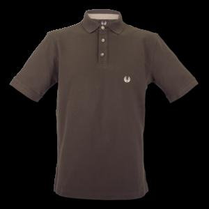 KEYLER Poloshirt Herren dunkelbraun im Pareyshop