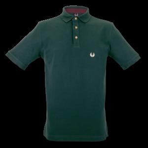 KEYLER Poloshirt Herren dunkelgrün im Pareyshop