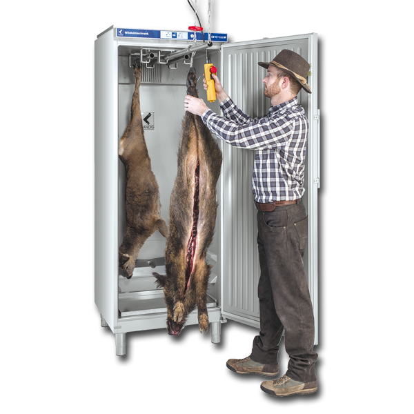 Landig Wildkühlschrank LU9000 Premium (6. Generation) im Pareyshop