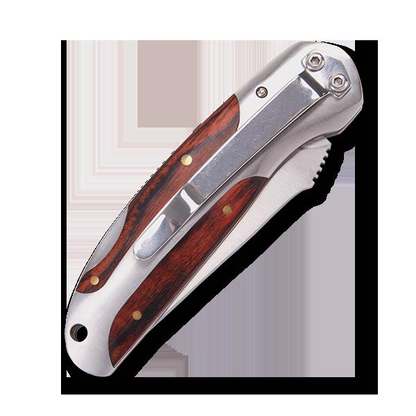 DJZ Edition: Taschenmesser DJZ Silber mit Clip (230310) im Pareyshop