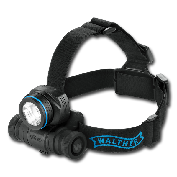 WALTHER PRO HL31r Stirnlampe im Pareyshop