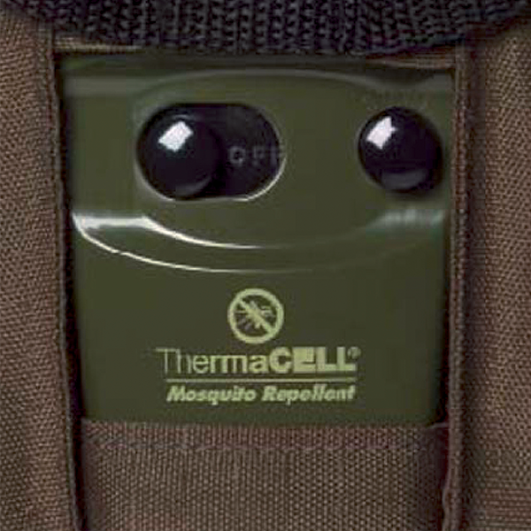 ThermaCELL Holster Olivgrün MR-HJ im Pareyshop