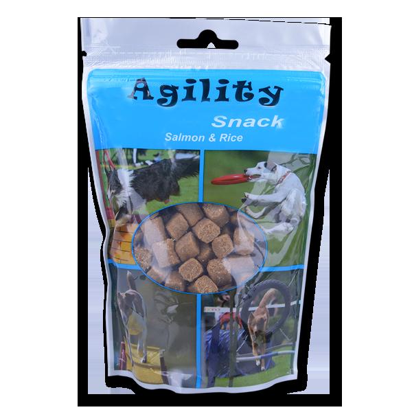 Agility Snack Lachs & Reis 300g im Pareyshop