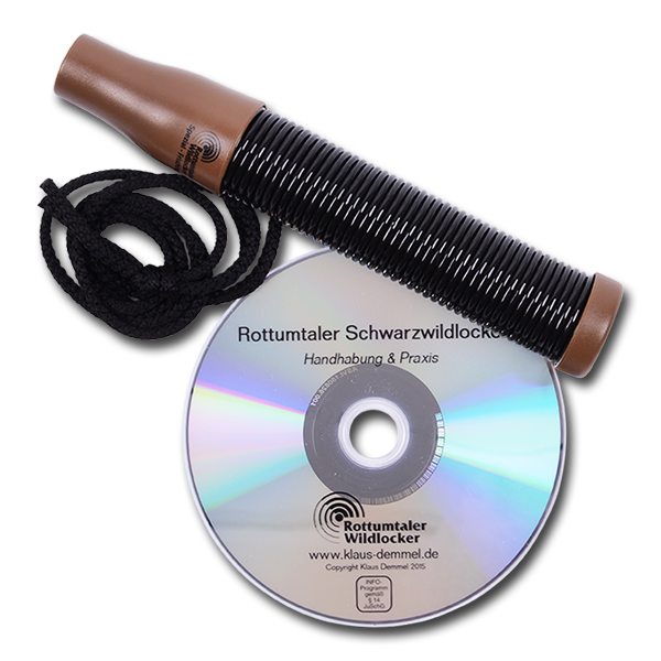 Rottumtaler Schwarzwildlocker - Spezial Frischling inkl. DVD im Pareyshop