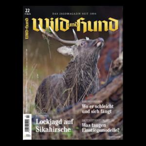 Wild und Hund 2016/22 im Pareyshop