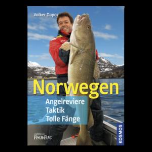 Norwegen - Angelreviere