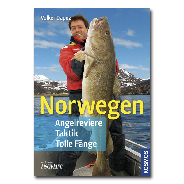 Norwegen - Angelreviere