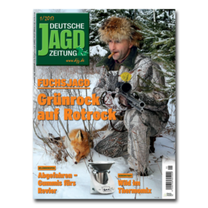 Deutsche Jagdzeitung 2017/01 im Pareyshop