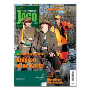 Deutsche Jagdzeitung 2017/02 im Pareyshop