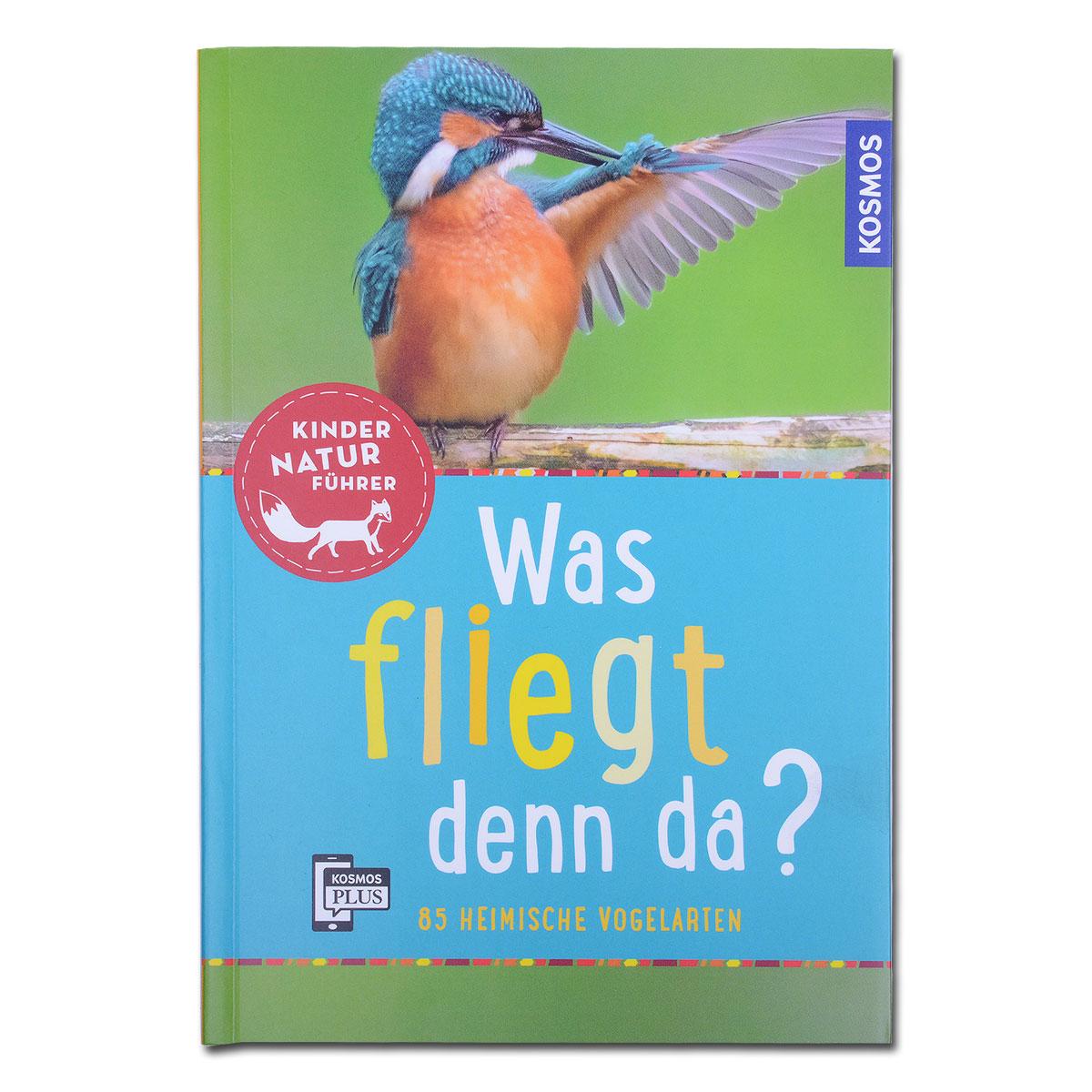 Kinder-Naturführer: Was fliegt denn da? im Pareyshop
