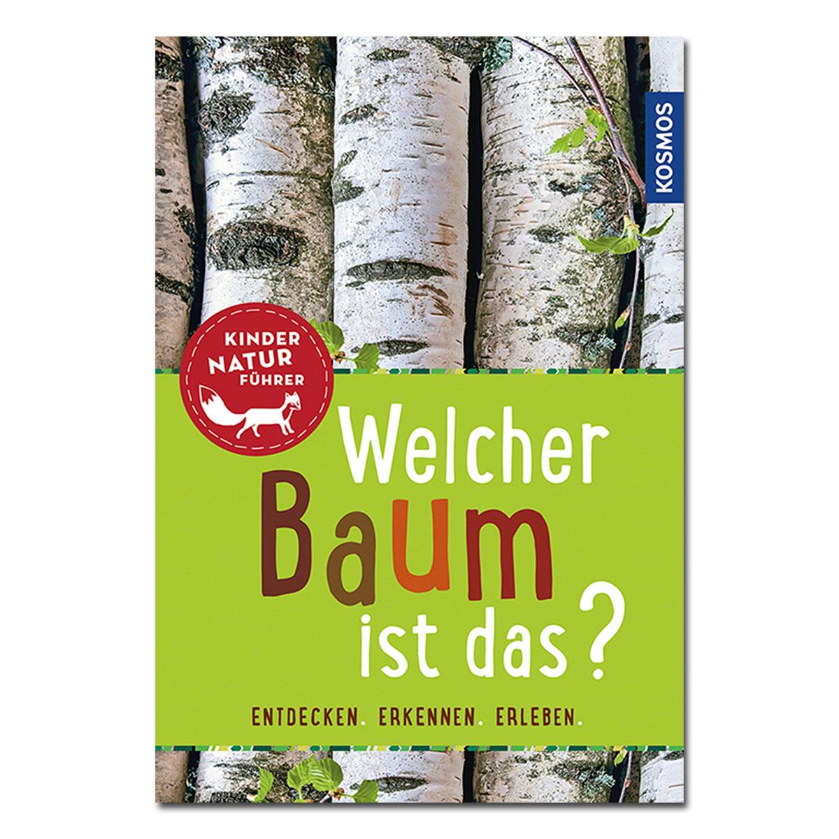Kinder-Naturführer: Welcher Baum ist das? im Pareyshop