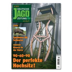 Deutsche Jagdzeitung 2017/03 im Pareyshop