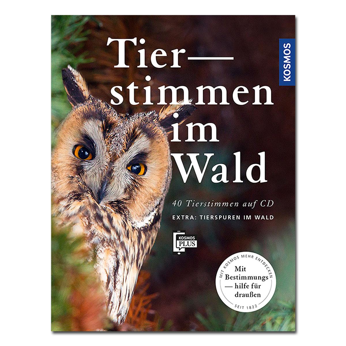Tierstimmen im Wald (CD+Leporello) im Pareyshop