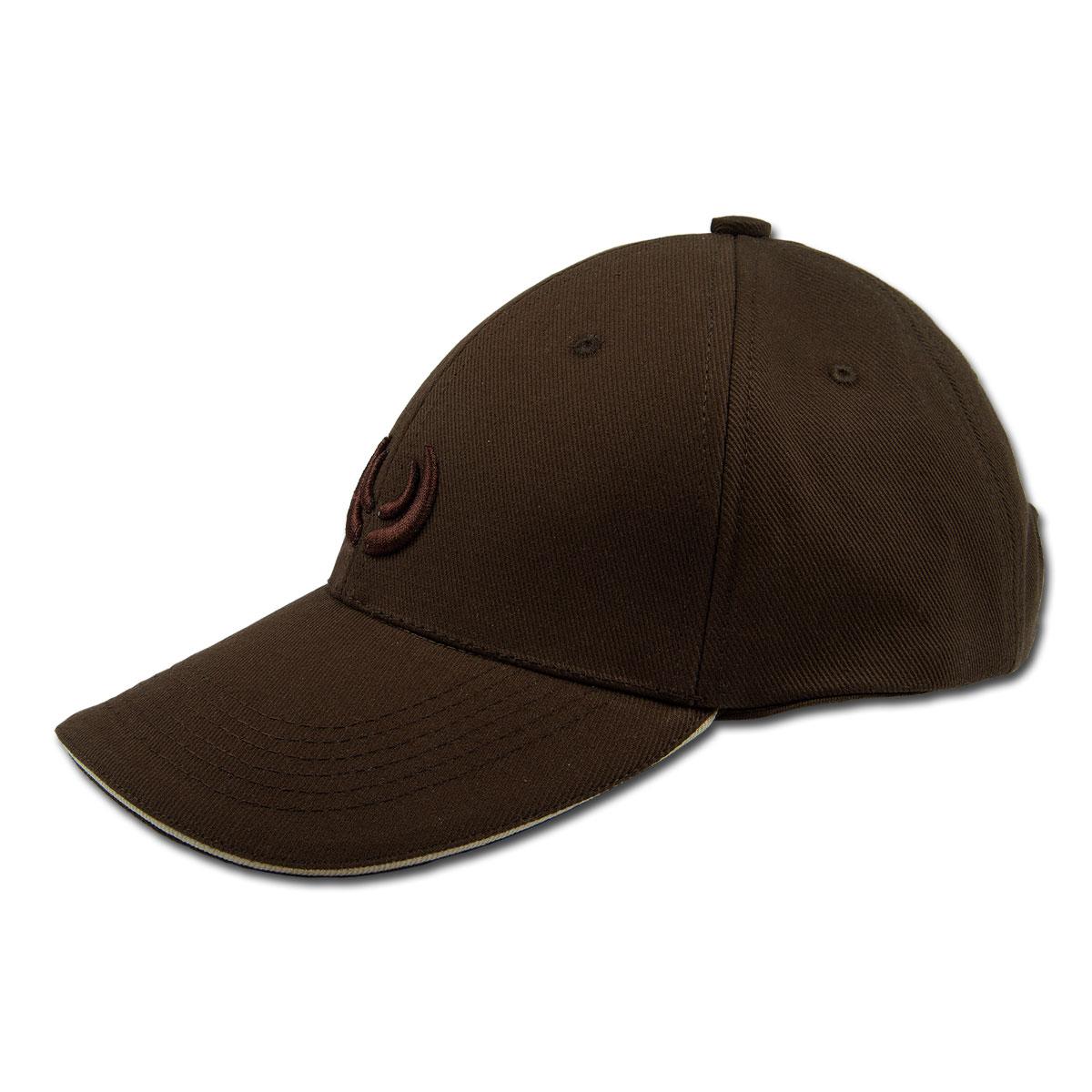 KEYLER Cap Dunkelbraun im Pareyshop