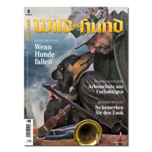 Wild und Hund 2017/06 im Pareyshop