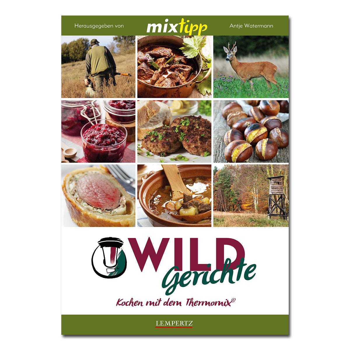 MIXtipp: Wildgerichte - Kochen mit dem Thermomix im Pareyshop