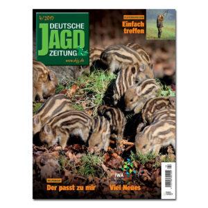 Deutsche Jagdzeitung 2017/04 im Pareyshop
