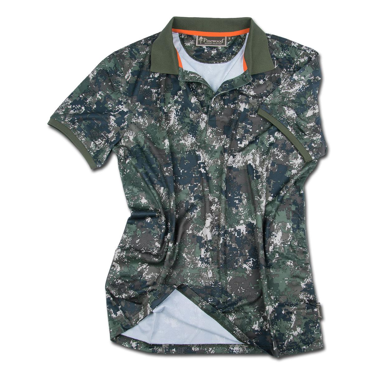 Pinewood Poloshirt Ramsey Coolmax Optima II im Pareyshop