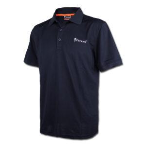Pinewood Poloshirt Ramsey schwarz im Pareyshop