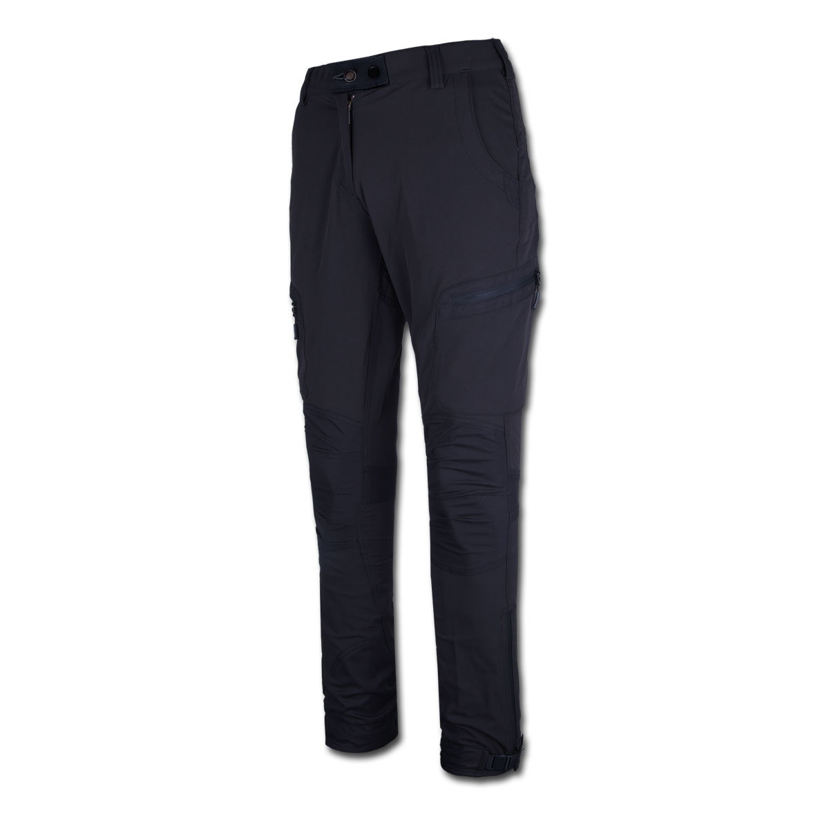 Pinewood Damenhose Wildmark Stretch Shell Schwarz im Pareyshop