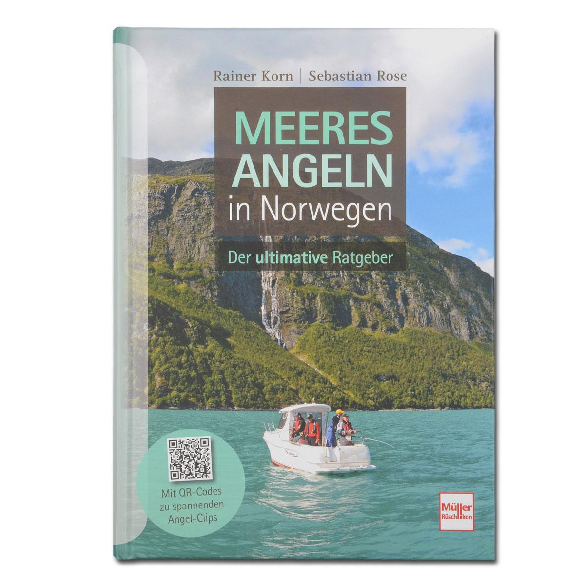 Meeresangeln in Norwegen - Der ultimative Ratgeber im Pareyshop