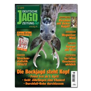 Deutsche Jagdzeitung 2017/05 im Pareyshop