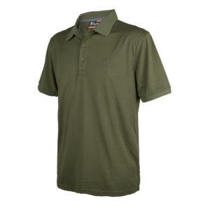 Pinewood Poloshirt Ramsey grün im Pareyshop