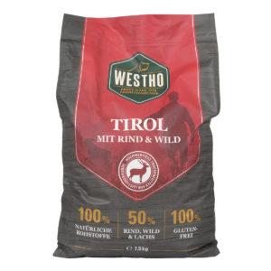 WESTHO Trockenfutter Tirol 7