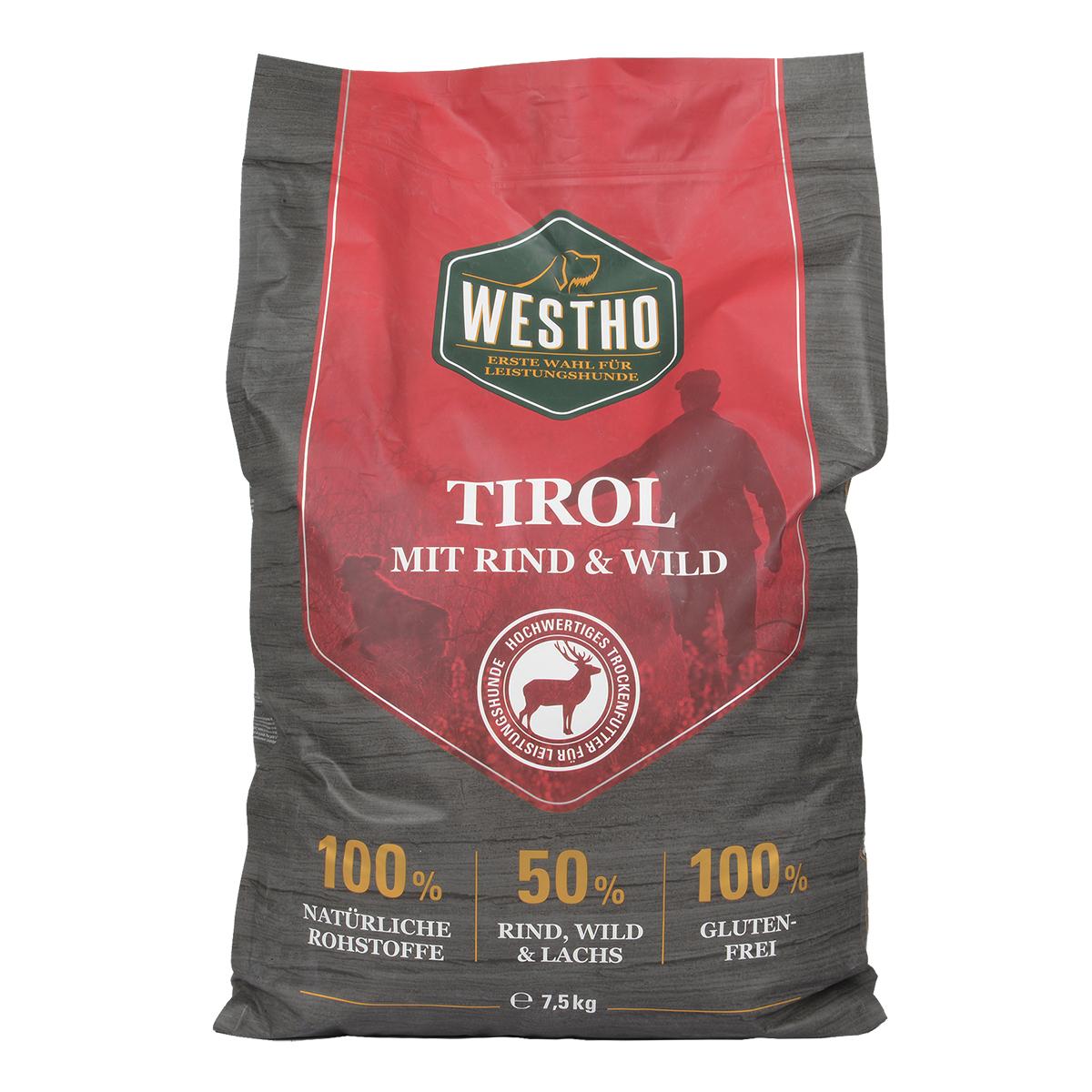 WESTHO Trockenfutter Tirol im Pareyshop