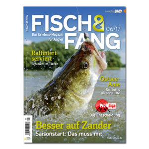 Fisch & Fang 2017/06 im Pareyshop