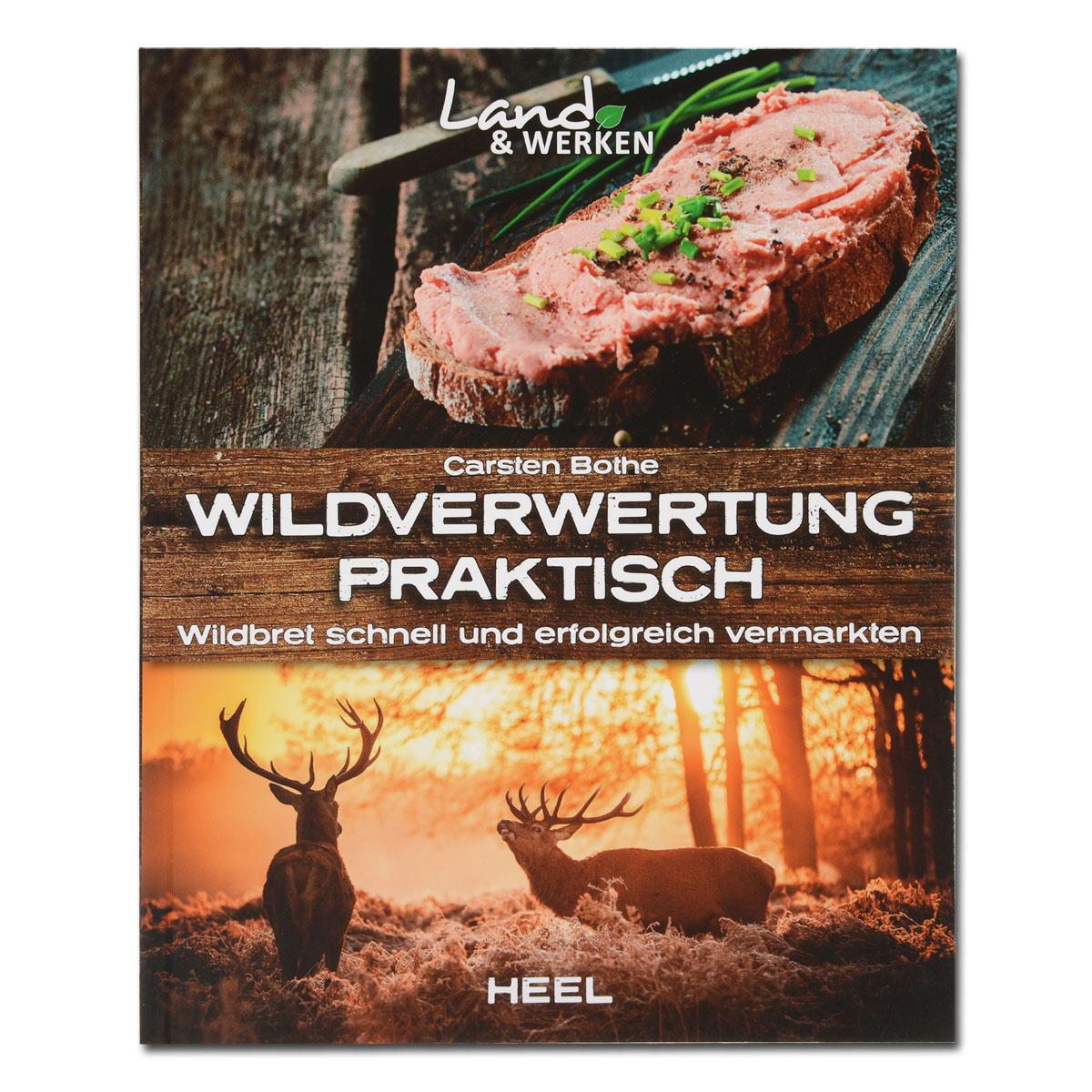 Wildverwertung praktisch - Wildbret schnell und erfolgreich vermarkten im Pareyshop