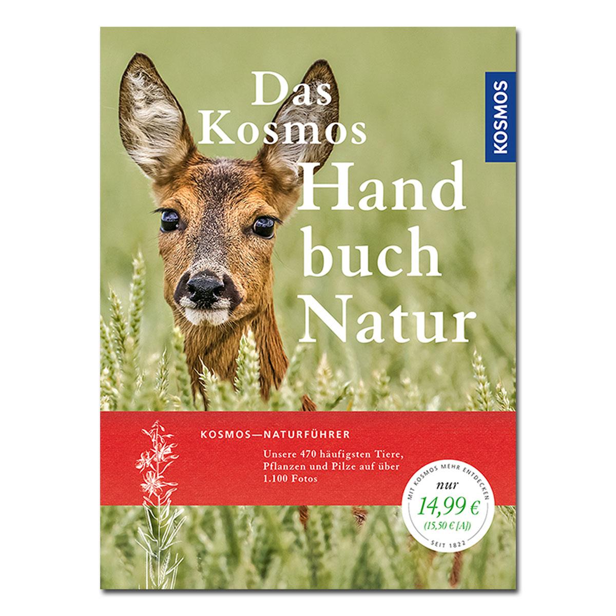 Das Kosmos Handbuch Natur im Pareyshop