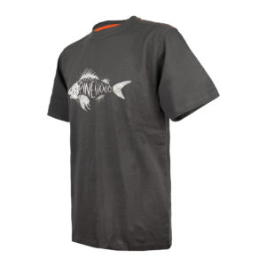 Pinewood T-Shirt Fish anthrazit im Pareyshop
